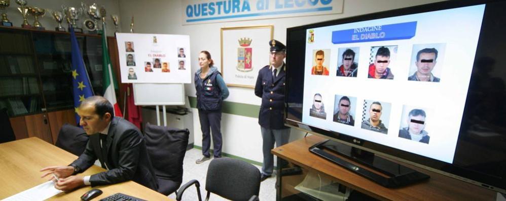 Spacciavano droga  sul Besanino: 14 arresti