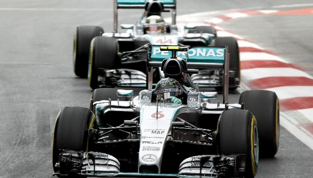 F1: Gp Messico, vince Rosberg