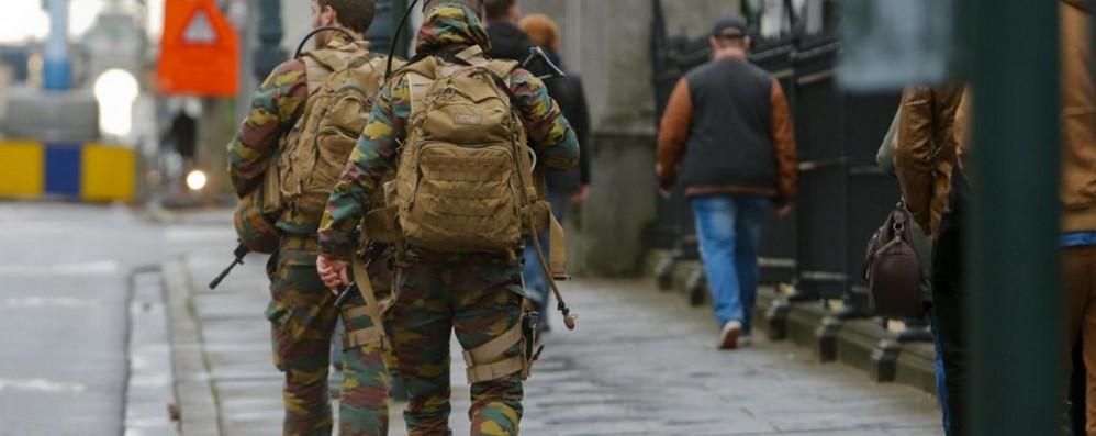 Blitz in Belgio: 16 arresti  Ma Salah riesce a scappare