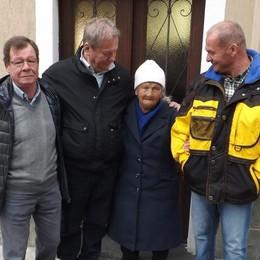 Le centenarie fanno a gara  Ora c'è anche nonna Amabile