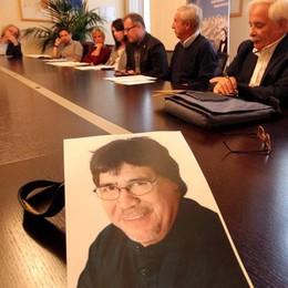 Premio Manzoni a Sepulveda  Il grande scrittore a Lecco