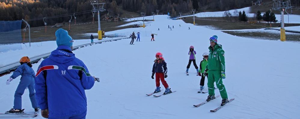 Poca neve, lo skipass è low cost  Aprica, il bello di sciare a 10 euro