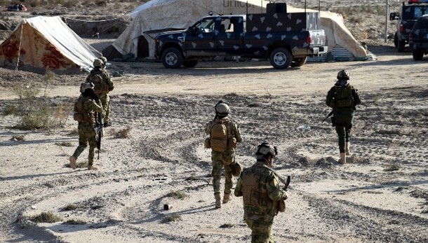12 kamikaze a Ramadi, 65 soldati morti