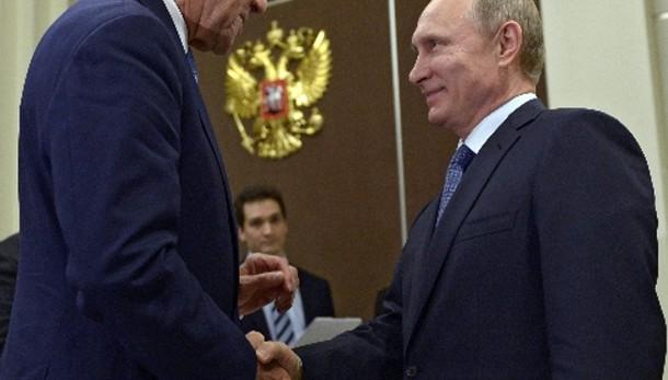 Putin-Kerry, cerchiamo soluzioni insieme