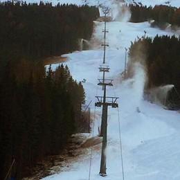 Sci alpino, ore di attesa per la conferma della libera in Valfurva