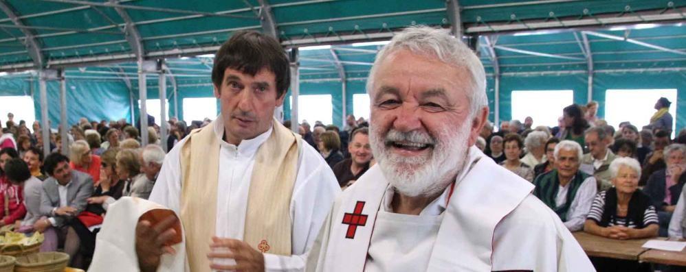 È padre Gianni Nobili il Ligari d'argento 2015