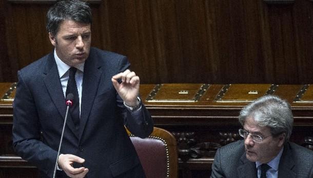 Renzi, sfiducia? voto prossima settima