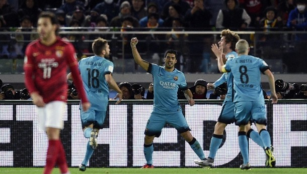 Mondiale: Suarez guida Barça in finale