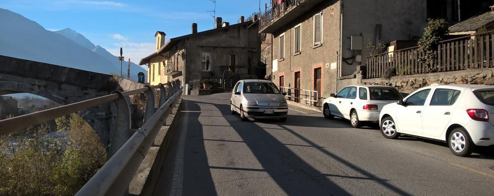 «Ponte di Ganda, la strada non è sicura»