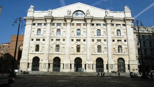 Borsa: Milano chiude in calo (-1,3%)
