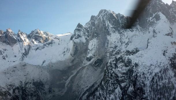 Due alpinisti morti sul Bernina