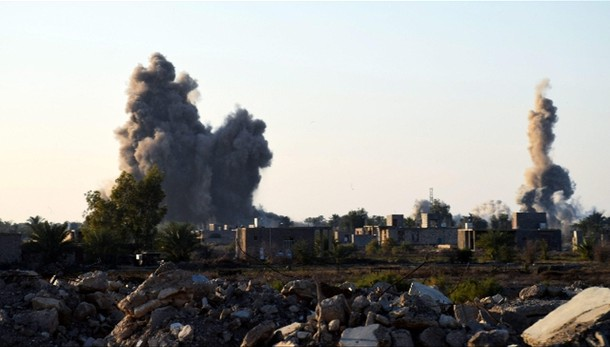 Forze Iraq avanzano verso centro Ramadi