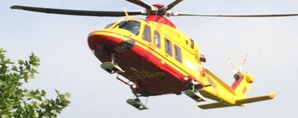 Nuova piazzola per elicotteri: a Codera è ormai cosa fatta