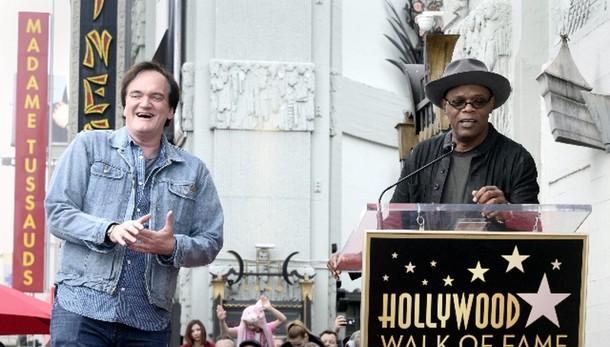 Per Tarantino una stella su Walk of Fame