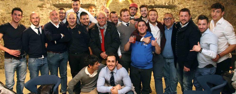 Rugby, festa grande per il primato in casa Sertori