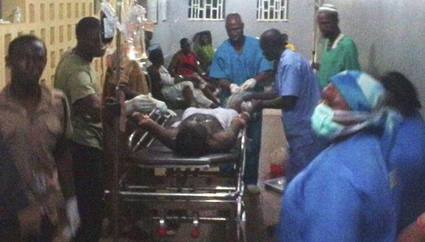 Nigeria: esplode camion gas, 100 morti