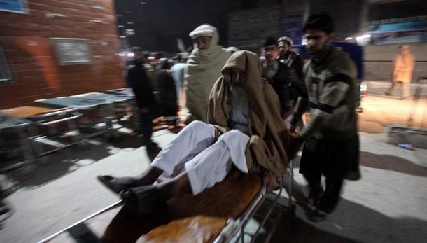 Scossa di 6.2 tra Afghanistan e Pakistan