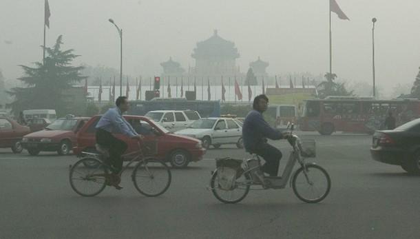 Smog a Pechino, oltre 20 volte i limiti