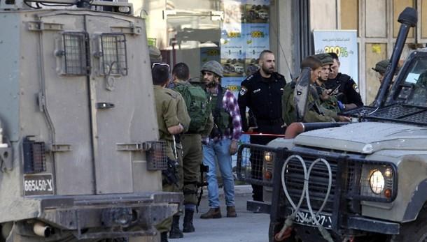 Intifada coltelli: uccisi 2 palestinesi