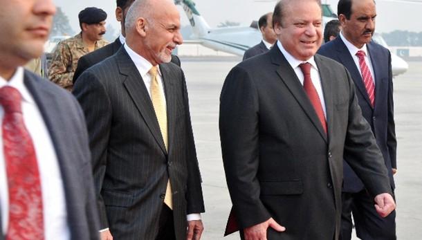 Pakistan-Afghanistan, dialogo talebani