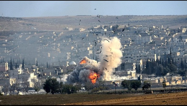 Siria: uccisi 17 jihadisti a riunione
