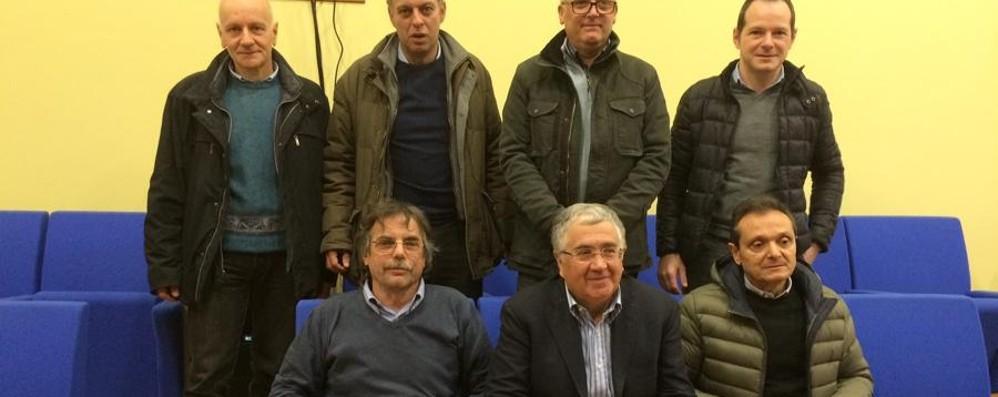 Pini presidente  Elezione col giallo  e senza minoranza