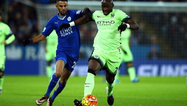 Premier: Leicester-Manchester City 0-0
