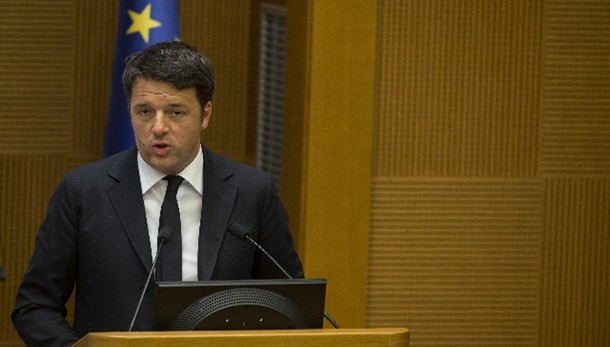Renzi, non guerra a Ue ma regole uguali