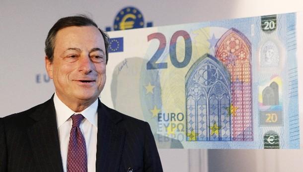 Bce: lascia tassi invariati allo 0,05%