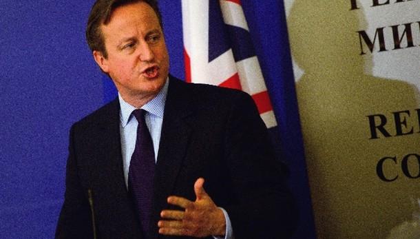 Cameron, accordo Ue-Gb slitta al 2016