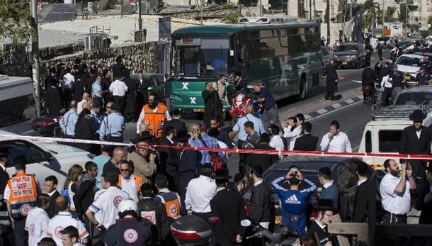 Mo: soldato israeliano ferito