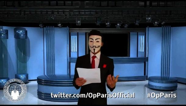 Anonymous,attentato sventato era Firenze