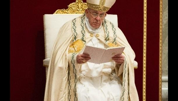 Papa: a Roma è mancato senso bene comune