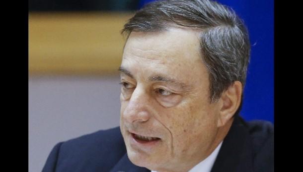 Draghi,Bce può usare ulteriori strumenti