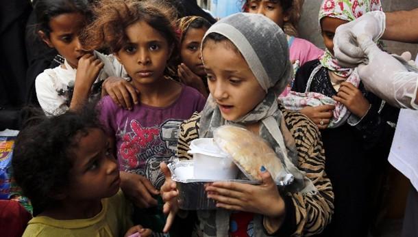 Pam, 14 mln yemeniti a un passo da fame