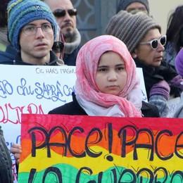In marcia per scandire unità e pace