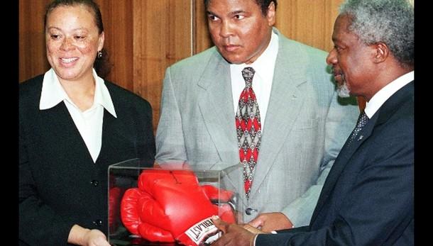 Muhammad Ali',no a Islam scopi personali
