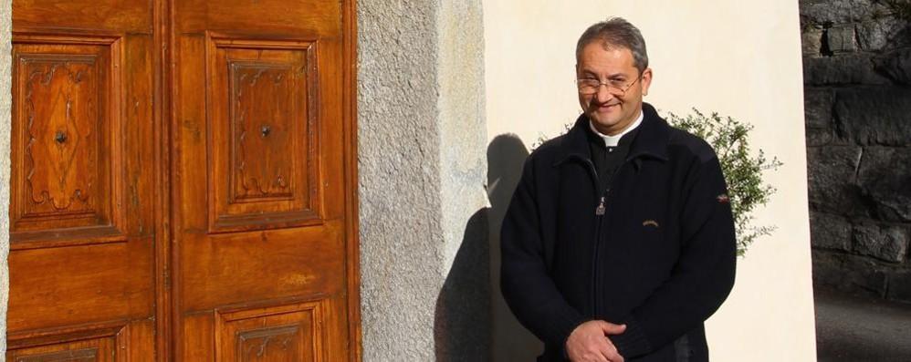 Pellegrini a Gallivaggio: «La grazia del Giubileo dono del Santo Padre»