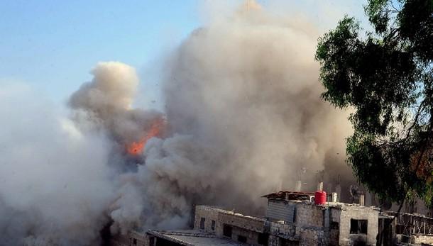 Siria: bomba su bus damasco, 5 morti