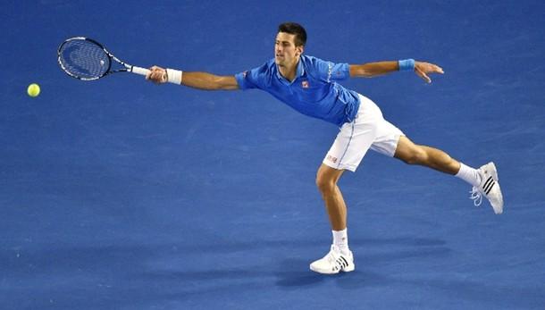 Tennis: Australia, vince Djokovic