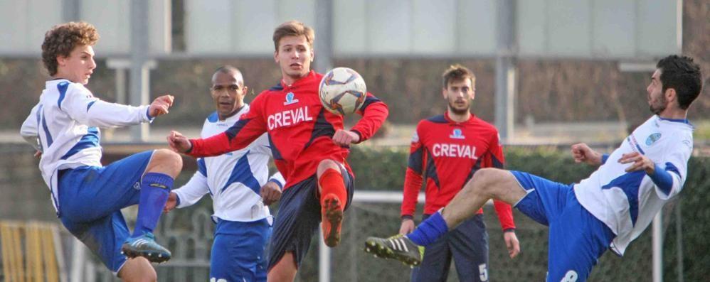 Calcio, disfatta Sondrio a Ponte San Pietro
