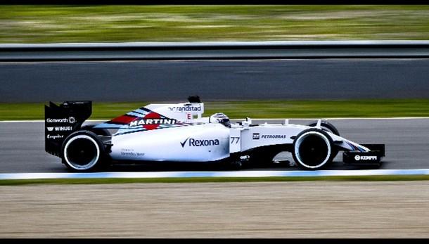 F1: Bottas miglior tempo 4/o test