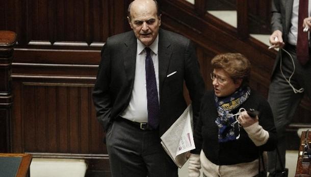 Bersani, sì riforme ma cambiare Italicum