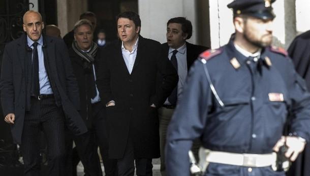 Renzi, impressionante lavoro in Ue