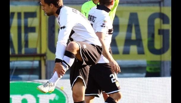 Serie A: 4 giornate a Rodriguez (Parma)