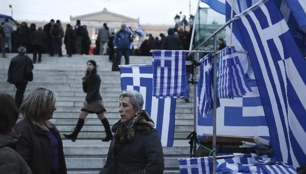 Asta Grecia, fiammata tassi a breve