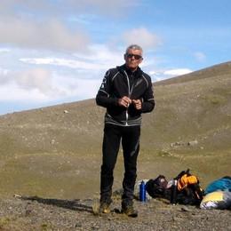 Scialpinista cade per 500 metri e muore