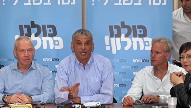 Israele: Kahlon dice sì a Netanyahu