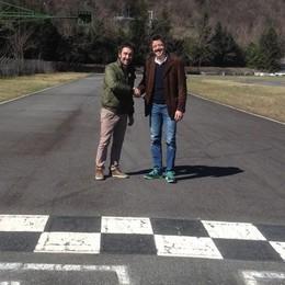 Firmato l'accordo per il kartodromo: a maggio apre il Boggia Park & Sport