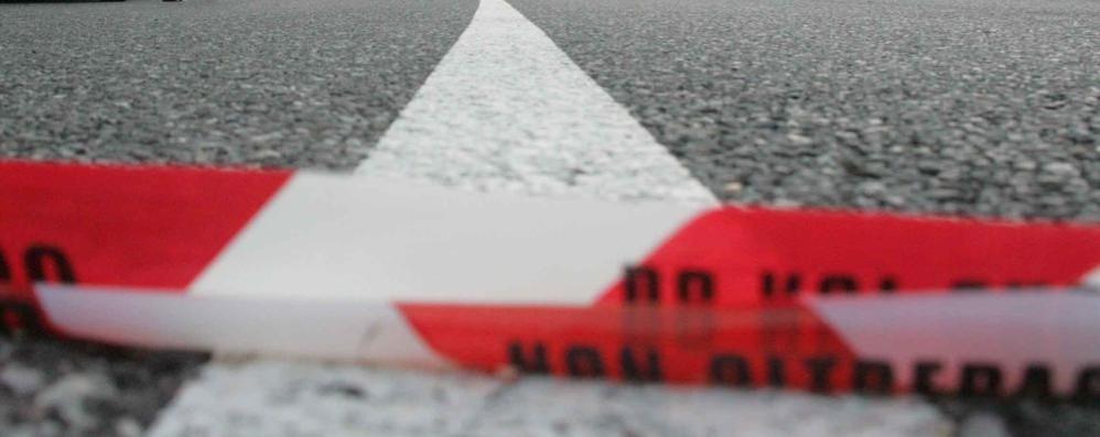 Raffica di incidenti stradali, Ape troppo veloce finisce contro Yamaha